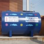 ERZE AMBALAJ - Evsel Paket Atiksu Aritma Tesisi