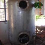 IZSU - Yuksek Teknoloji  Demir Mangan Filtreleri 1