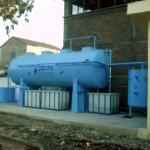TCDD - Izmir Evsel Paket Atiksu Aritma Tesisi