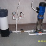 FPT - Coklu Kartus Filtre&Yuksek Basinc Pompasi