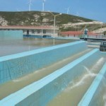 Kutlu Aktas Baraji - Kaskatli Havalandirma Havuzu